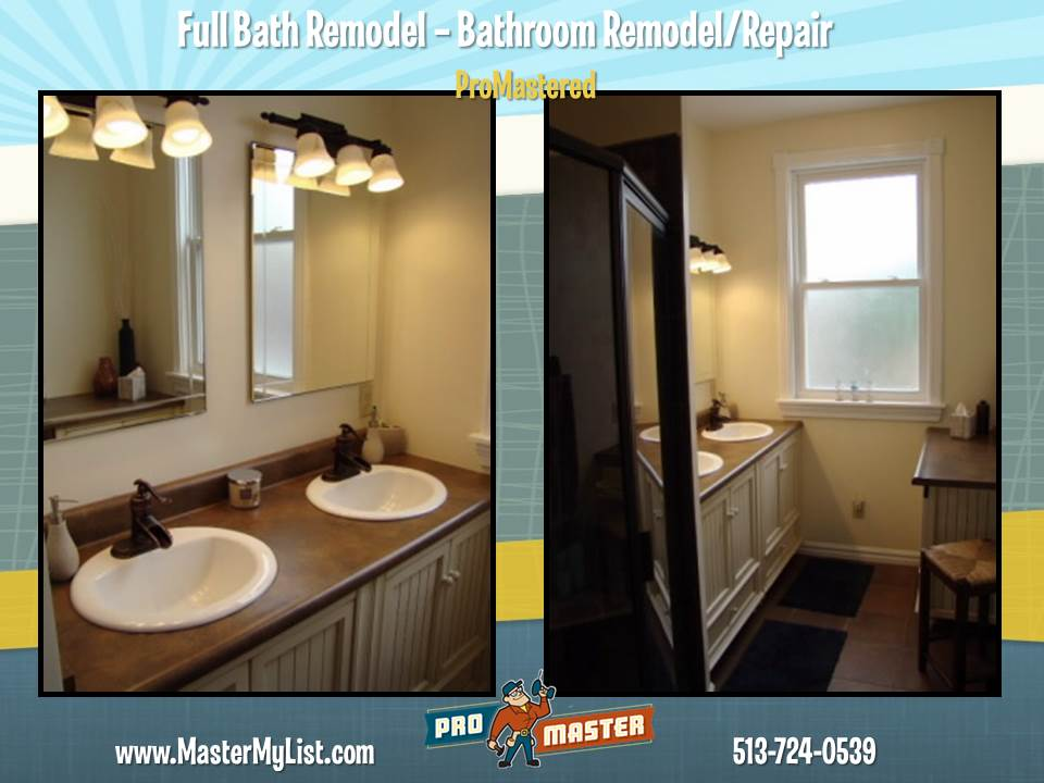 Bathroom Remodeling Contractors Cincinnati Ohio