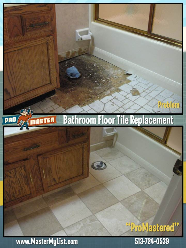 Repair Bathroom Tile Floor Part 93
