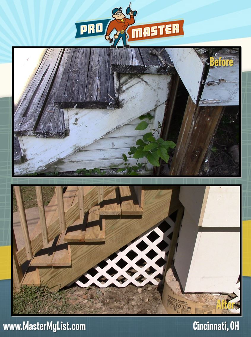 porch-stairs-remodeling-b&a-promaster-home-repair-cincinnati