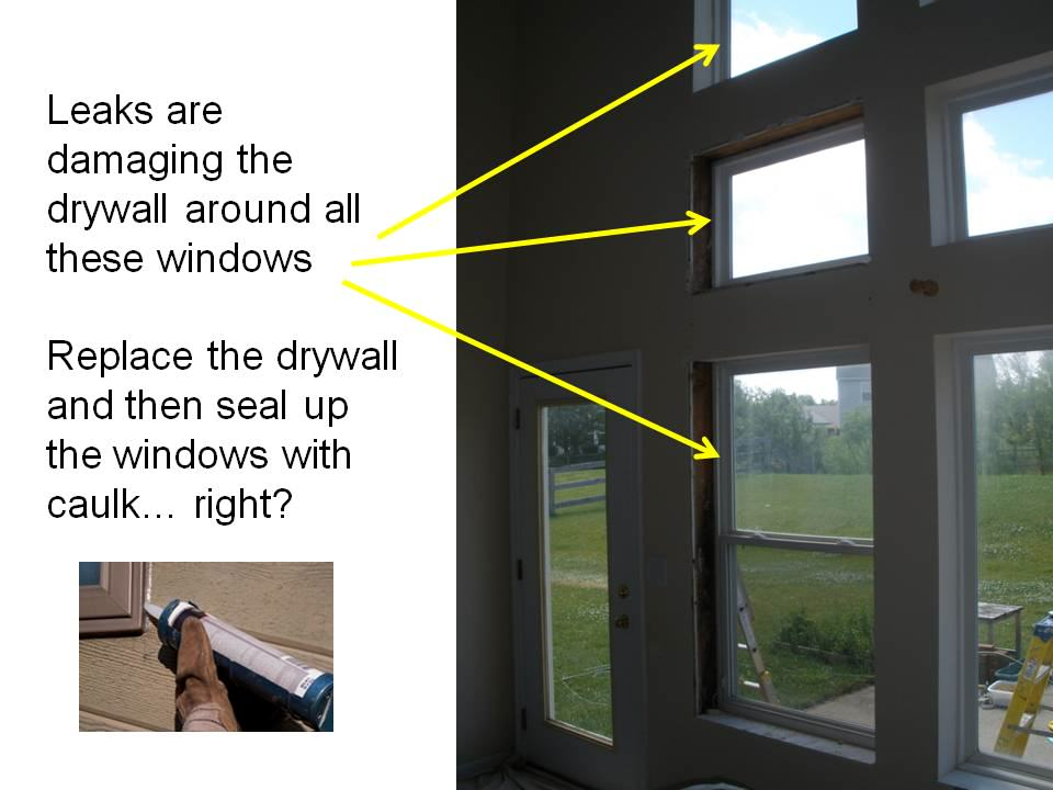 Window Leak Help Call 513 322 2914 Promaster Cincinnati