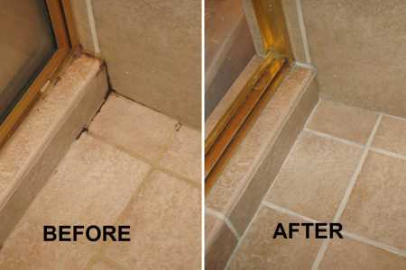 Quick Bathroom Shower Tile Repair