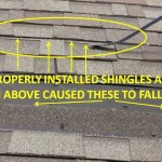 Repair Roof Shingles