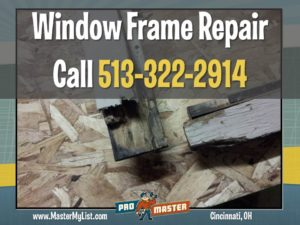 Wood Window Repair - Cincinnati, OH