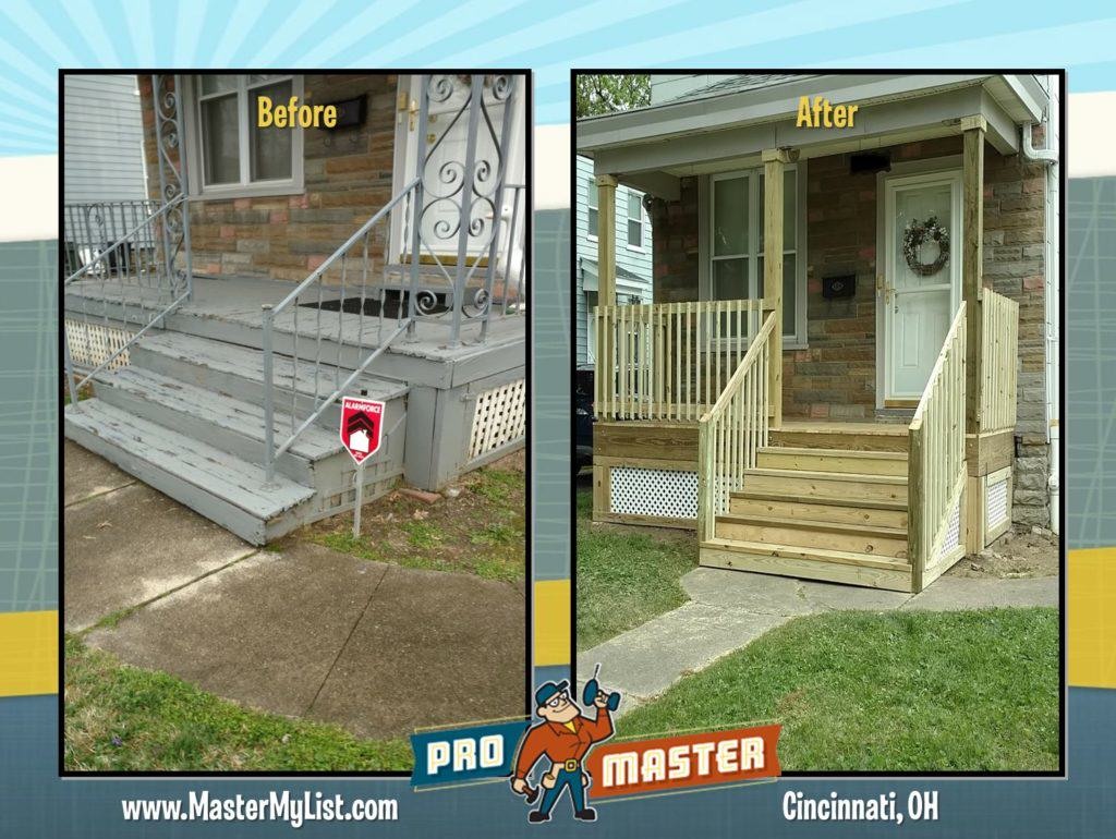 porch-repair-b&a-promaster-home-repair-cincinnati